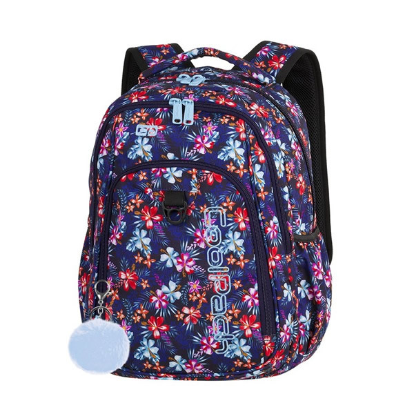 MOCHILA TRIPLE TROPICAL