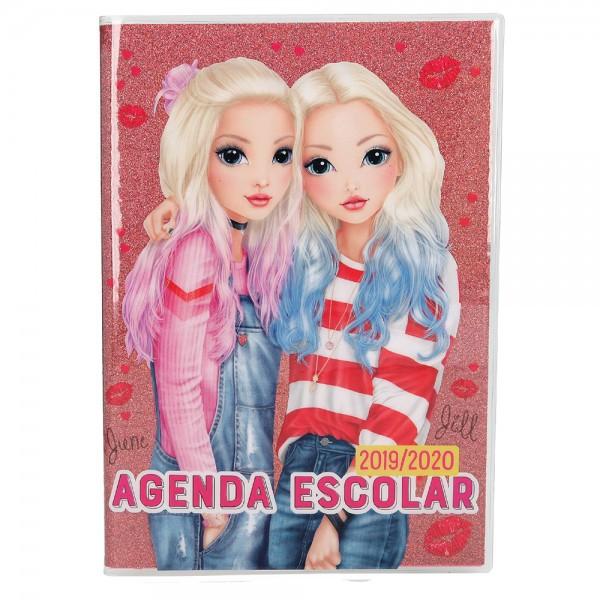 AGENDA ESCOLAR ROSA19-20