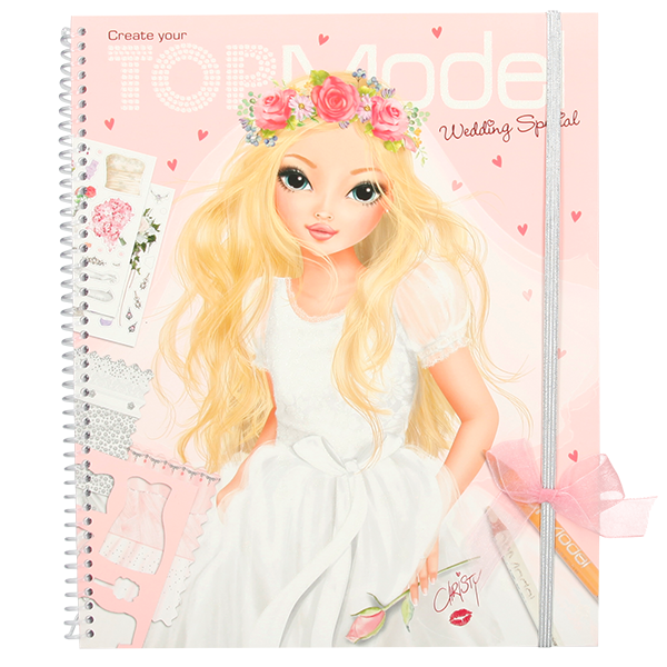 Create your Wedding Special - libro para colorear