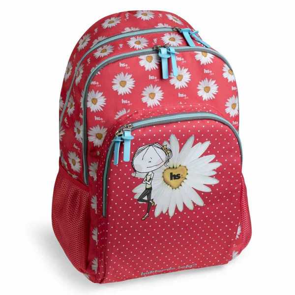 hablando sola mochila escolar doble