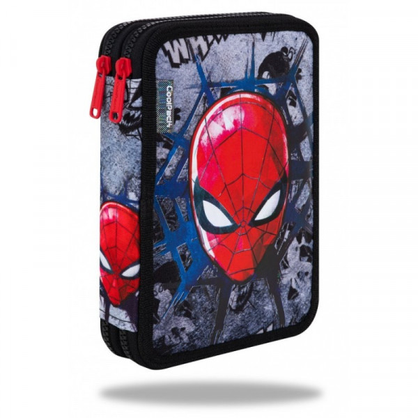 PLUMIER DOBLE SPIDERMAN