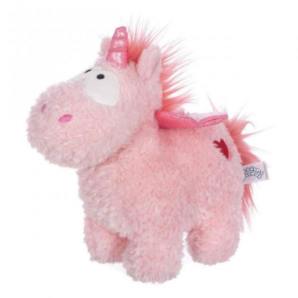 nici unicornio con alas theodor peluche rosa