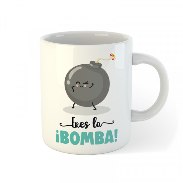 taza eres la bomba