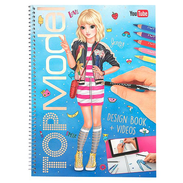 DESIGN-BOOK+ VIDEO