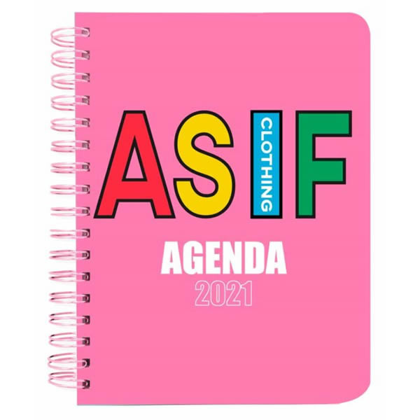 AGENDA ANUAL 2021 AS IF