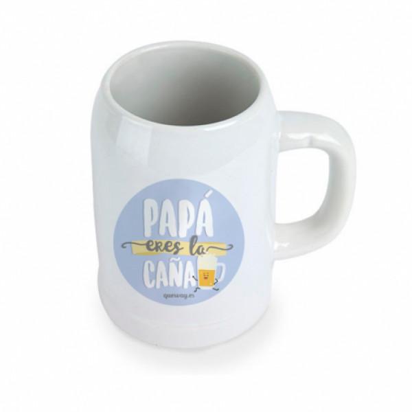 jarra-papa-eres-la-caña