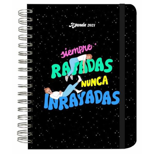 AGENDA AÑO 2021 RAYADAS